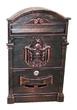 Ящик почтовый LB (античный медный) за 1750.0 руб
