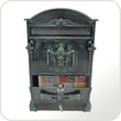 Ящик почтовый LB (античный зеленый) за 1750.0 руб
