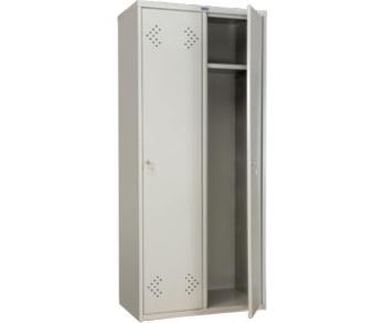 Сейфы и металлические шкафы Шкаф для раздевалок LE-21-80 за 4 980 руб