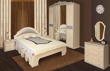 Спальни Спальня Леонардо-9 за 23 616 руб