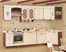 Кухонные гарнитуры Луиза 2 за 13 800 руб