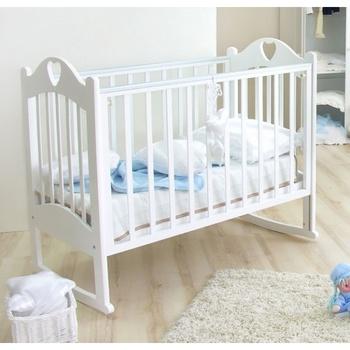 Кроватки для новорожденных Кроватка детская Любаша С635 за 7 112 руб