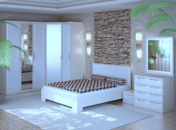 Спальни Мальта за 50 000 руб