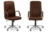"""Офисная мебель Кресло руководителя """"Менеджер"""" хром за 6980.0 руб"""