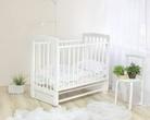Кроватки для новорожденных Кроватка детская Марина С702, Можга за 8685.0 руб