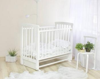 Кроватки для новорожденных Кроватка детская Марина С702, Можга за 8 685 руб