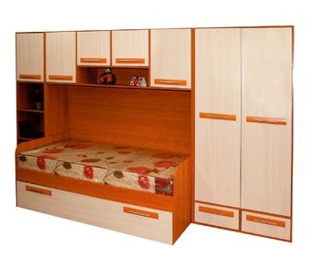 Корпусная мебель Детская Маугли - 2 за 16 080 руб