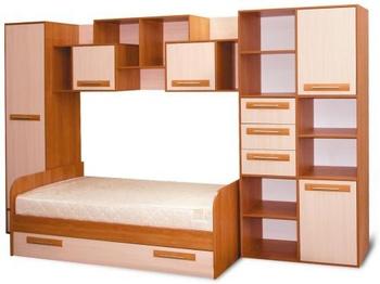 Корпусная мебель Детская Маугли - 4 за 21 810 руб