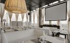Мягкая мебель для кафе и ресторана Куб