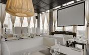 Мягкая мебель для кафе и ресторана Куб за 5080.0 руб