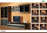 Корпусная мебель Гостиная Монако за 43750.0 руб