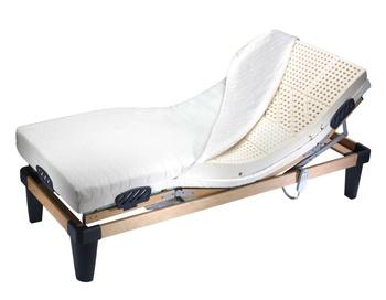 Основания Ортопедические основания - MR (механический подъем передней и задней части основания) за 121 173 руб