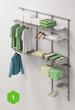 Комплект гардеробной ARISTO №1 за 18500.0 руб