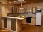 кухонные гарнитуры за 8000.0 руб