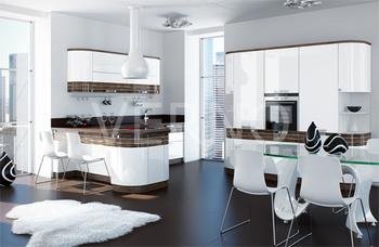 Кухонные гарнитуры Нубия за 30 000 руб
