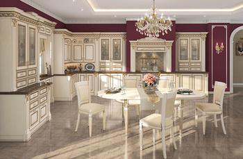 Кухонные гарнитуры НИКА белая за 35 000 руб