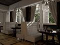 Мягкая мебель для кафе и ресторана Ода