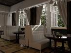Мягкая мебель для кафе и ресторана Ода за 11921.0 руб