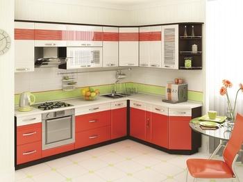 Кухонные гарнитуры Оранж 9 за 17 450 руб