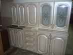 """Мебель для кухни Кухня мдф """"Патино"""" за 18000.0 руб"""