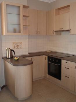 Кухонные гарнитуры Кухонный гарнитур из пластика за 89 600 руб