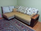 Угловой диван с полкой за 25000.0 руб