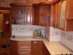 Кухонный гарнитур из массива березы. за 90000.0 руб
