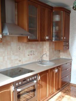 Кухонные гарнитуры Кухонный гарнитур из массива березы. за 82 000 руб