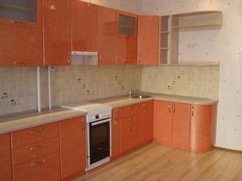 Кухонные гарнитуры Кухонный гарнитур из пластика за 104 000 руб