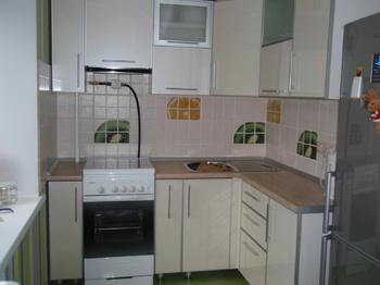 Корпусная мебель Кухонный гарнитур из пластика за 64 600 руб