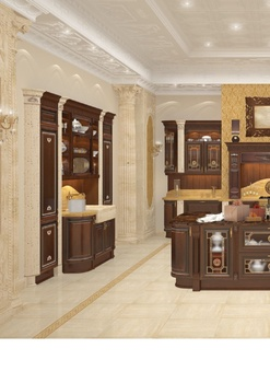 Кухонные гарнитуры Декоративные элементы к фасадам серии НИКА за 35 000 руб