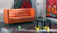 Мягкая мебель для кафе, бара, ресторана Пеликан за 7231.0 руб