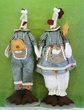 Петух и курица декоративная, Германия за 2000.0 руб