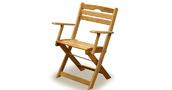 Кресло садовое складное