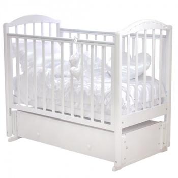 Кроватки для новорожденных Кроватка Регина С602, Можга за 13 669 руб
