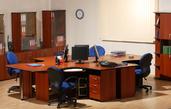 """Офисная мебель Мебель для персонала серии """"Рубин"""" за 6960.0 руб"""