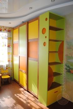 Корпусная мебель Шкаф с боковыми полками за 98 660 руб