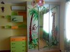 Шкаф для детской за 18000.0 руб