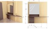 Мебель для прихожей Прихожая за 8000.0 руб