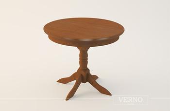 Обеденные столы Стол на одной точеной опоре за 10 000 руб
