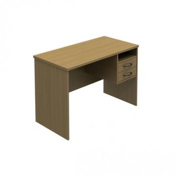 Мебель для персонала Стол рабочий с ящиками за 3 477 руб