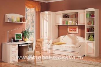 """Комплект мебели Модульная детская комната """"Сюита"""" за 28 500 руб"""