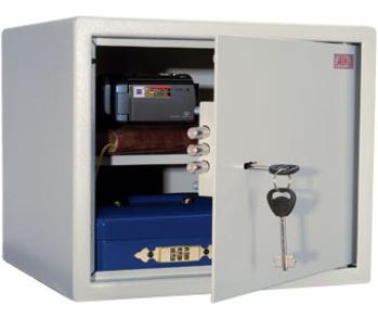 Сейфы и металлические шкафы Мебельный сейф -  AIKO Т-28 за 3 990 руб