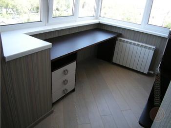 Корпусные шкафы-купе Стол с тумбой за 21 660 руб