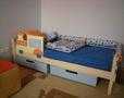 Кровать низкая