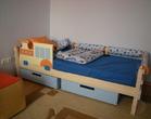 Кровать низкая за 16750.0 руб