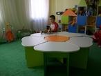 Детские столы Стол ромашка за 6800.0 руб