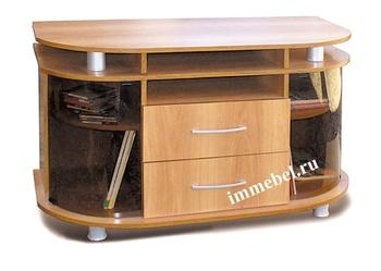 Типовые гостиные Тумба ТВ Трио-3 за 4 820 руб
