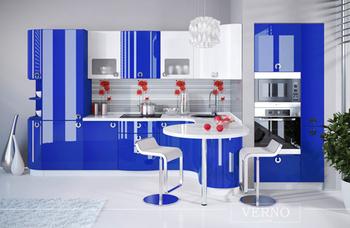 Кухонные гарнитуры Твист глянец за 30 000 руб