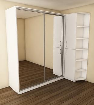 Встроенные шкафы-купе Шкаф-купе за 11 000 руб